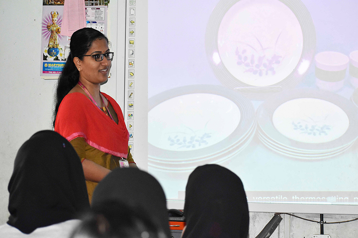 Marygiri English Medium School-Classroom