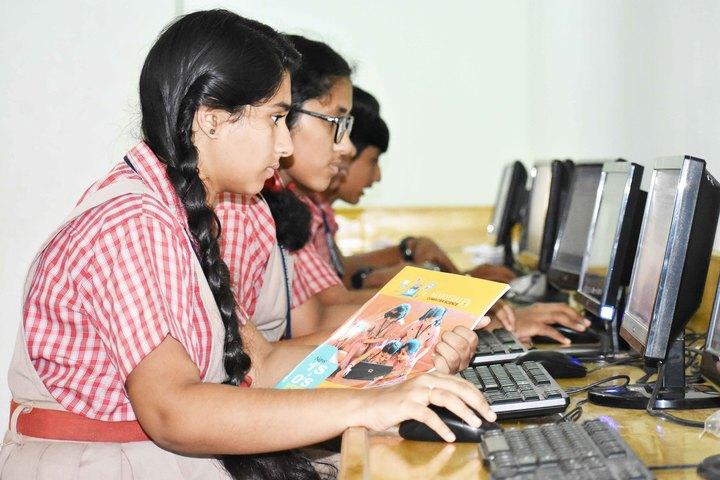 Marygiri English Medium School-Computer Lab