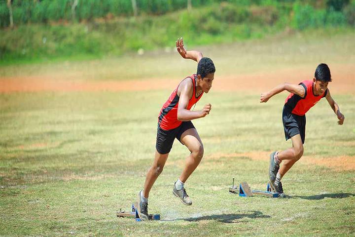 Marygiri English Medium School-Sports