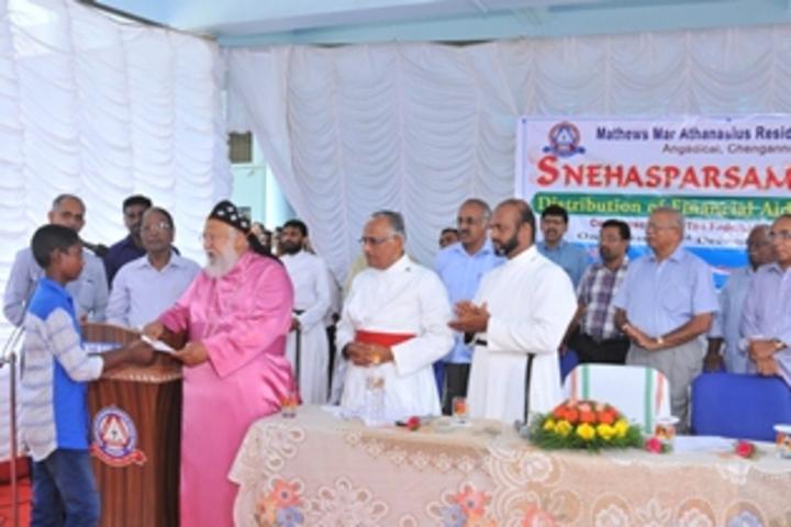 Mathews Mar Athanasius Residential Central School-Event