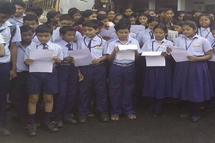 Mathews Mar Athanasius Residential Central School-Independence Day Celebration