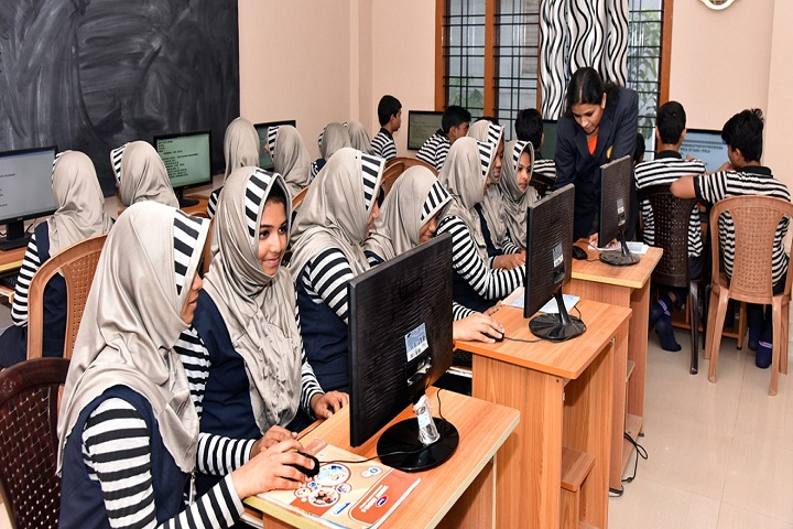 MCF Public School-IT Lab