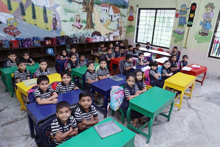 MCF Public School-Kids Classroom