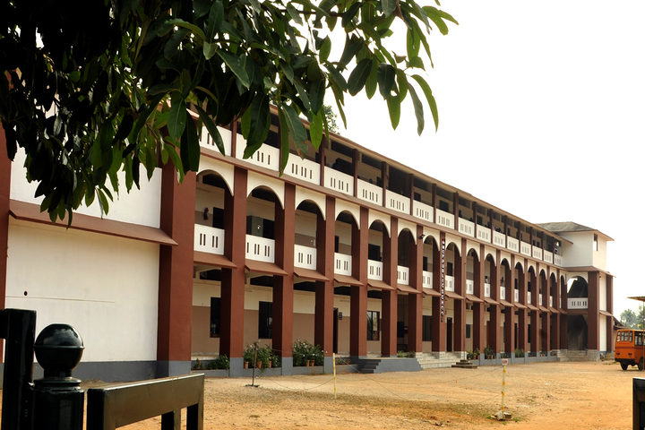 MCF Public School-School Building