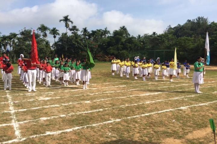 MCLEODs English School-School Activity