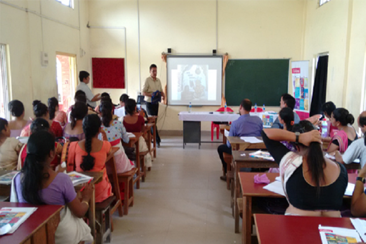 Mangaldai Maharishi Vidya Mandir-Teachers Training Program