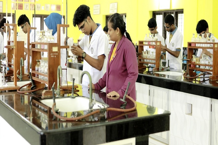Mes International School-Chemistry Lab