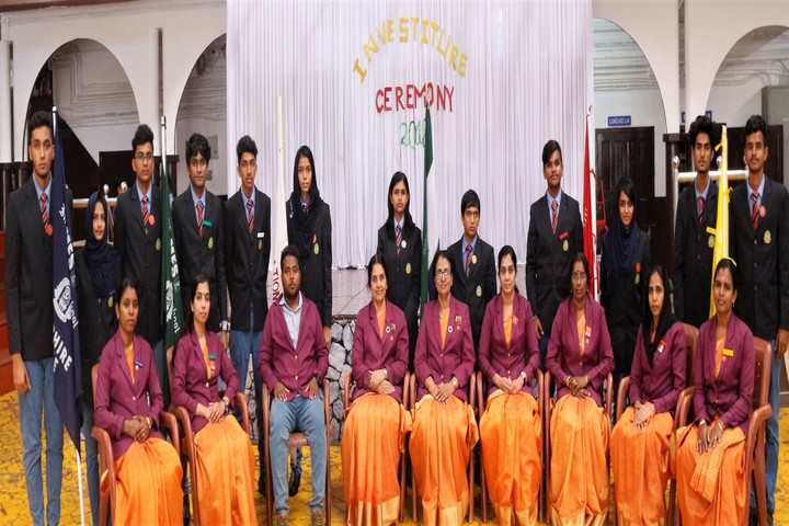 Mes International School-Investiture Ceremony