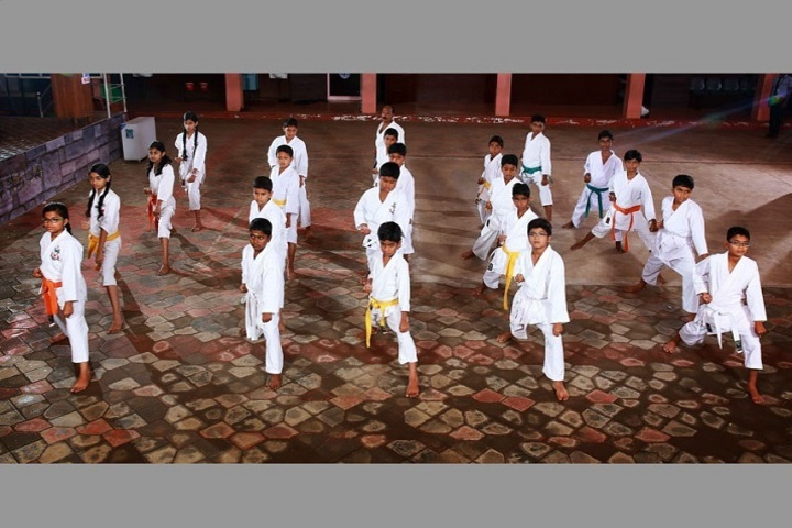 Mes International School-Karate
