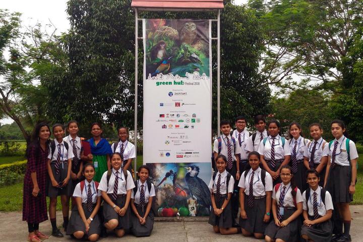 Maria s Public School- Green Hub