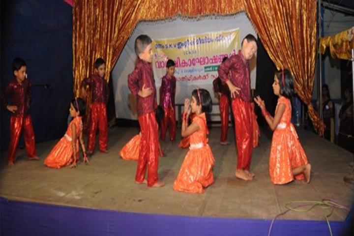Mmskv English Medium School-Dance