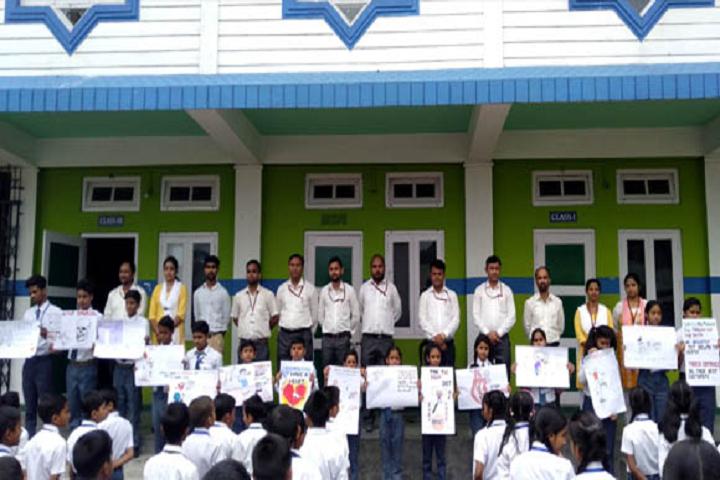 Marrys Public School-Anti Tobacco Day