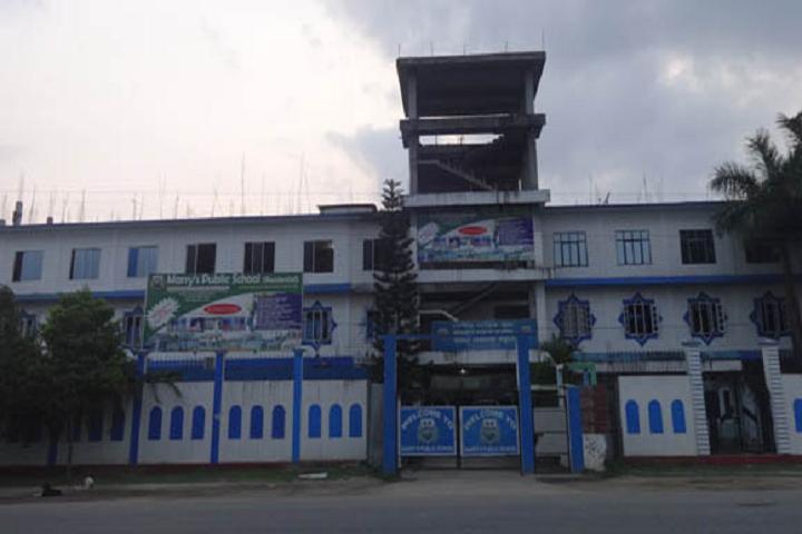 Marrys Public School-School Building