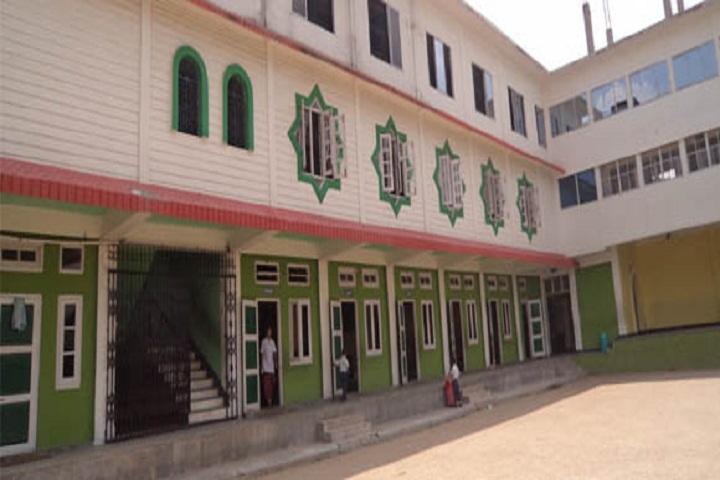 Marrys Public School-Campus View