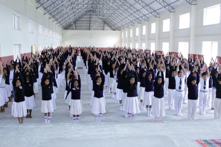 Montfort School-Yoga