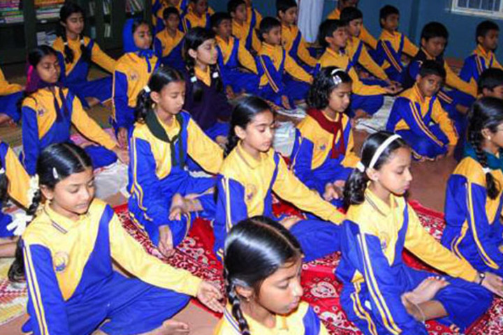 Montfort Valley School-Yoga