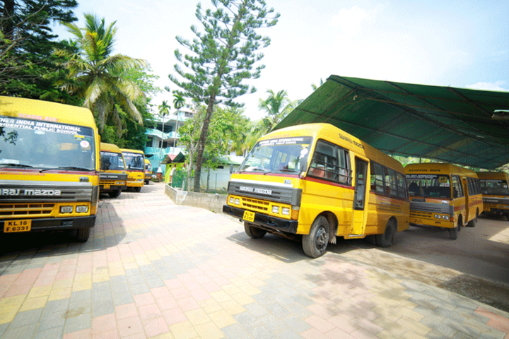 Mother India International Residential Public School-Transportation