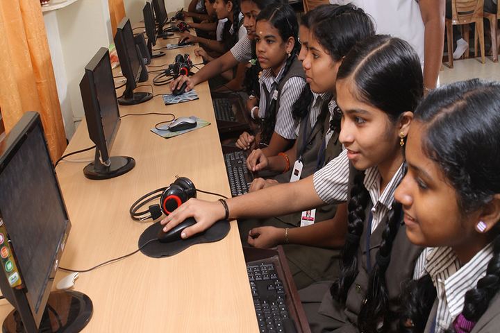 Mount Mary Public School-Computer Lab