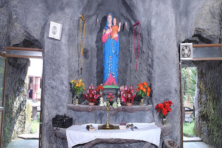 Mount Mary Public School-Meditation Room