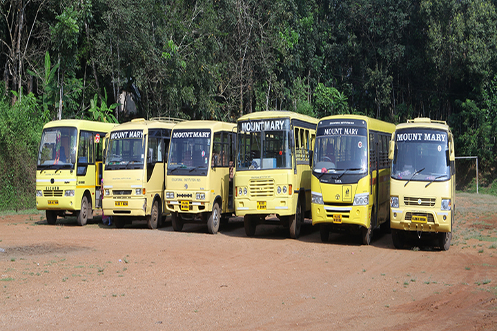 Mount Mary Public School-Transport