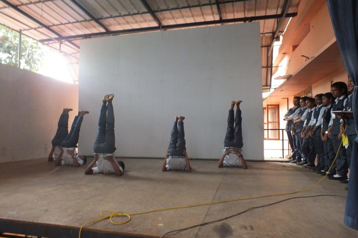 Mount Mary Public School-Yoga
