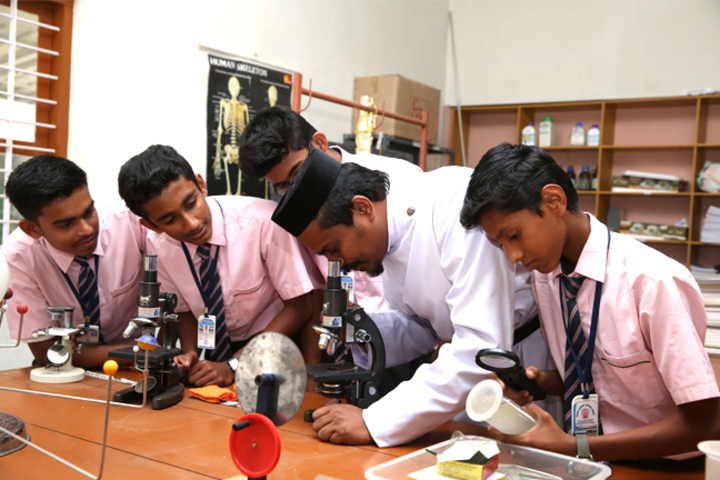 Mount Thabore Central School-Biology Lab