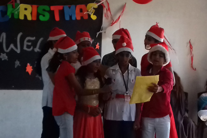 Mount Thabore Central School-Christmas Celebration