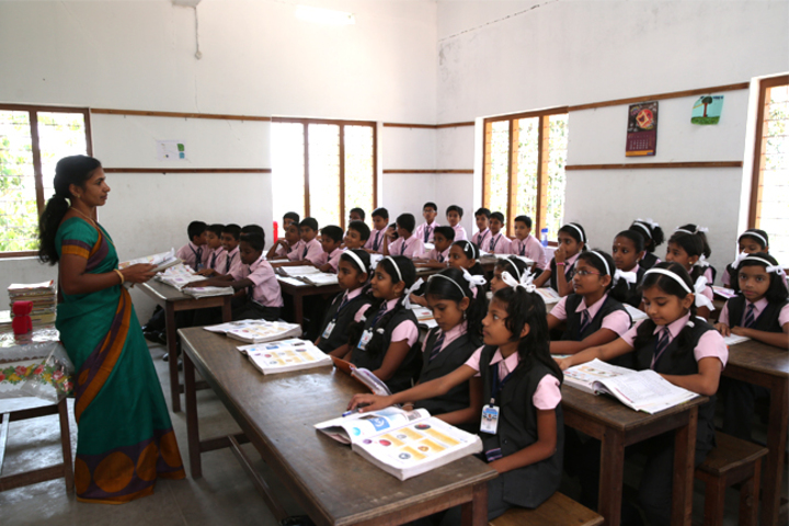 Mount Thabore Central School-Classroom