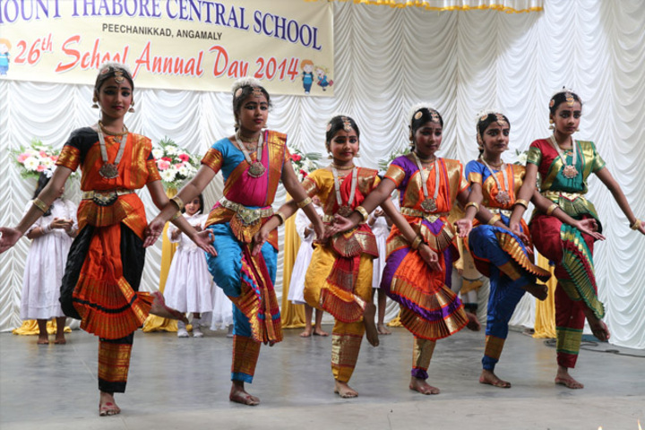 Mount Thabore Central School-Cultural Event