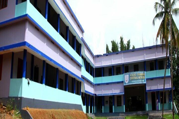 Mount Thabore Central School-School Building