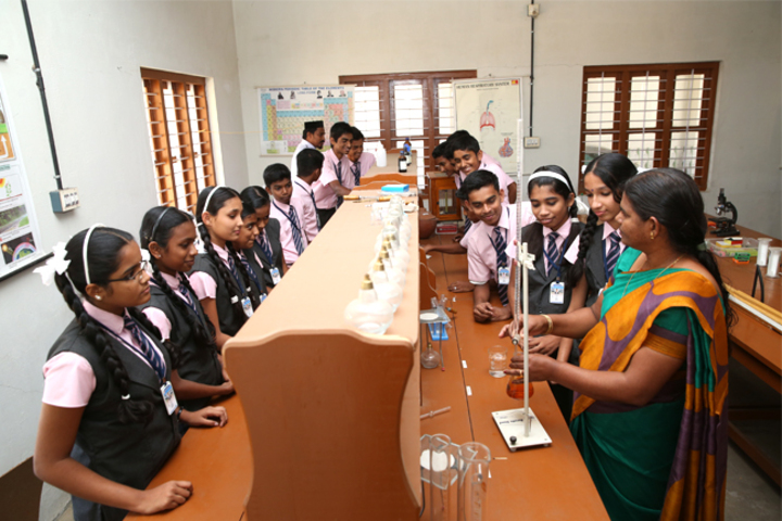Mount Thabore Central School-Science Lab