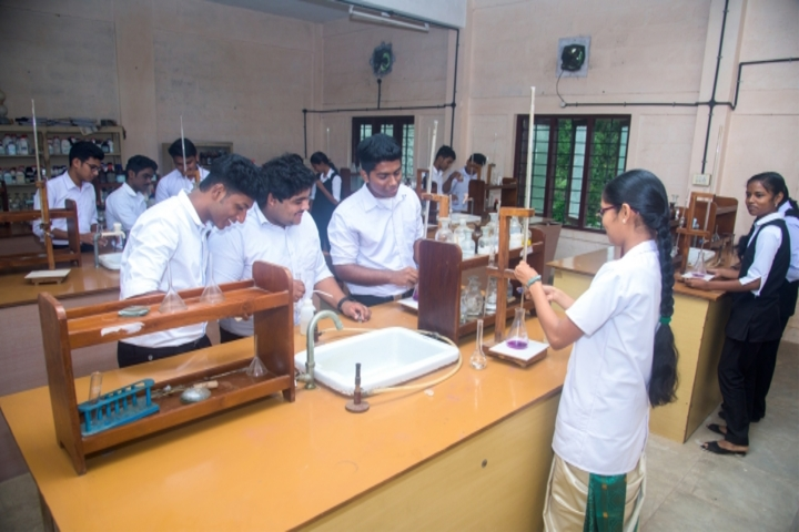 Mst Public School-Chemistry Lab