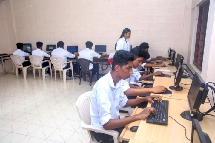 Mst Public School-Computer Lab