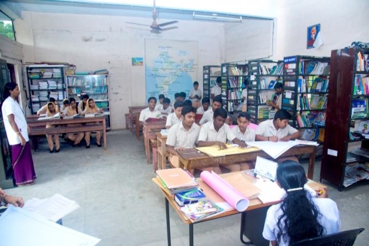 Mst Public School-Library