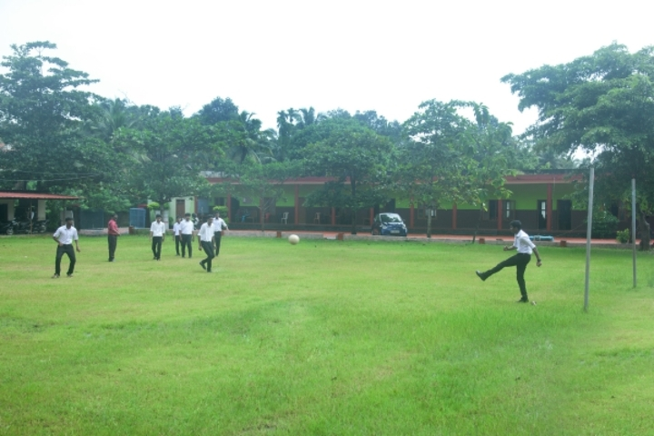 Mst Public School-Playground
