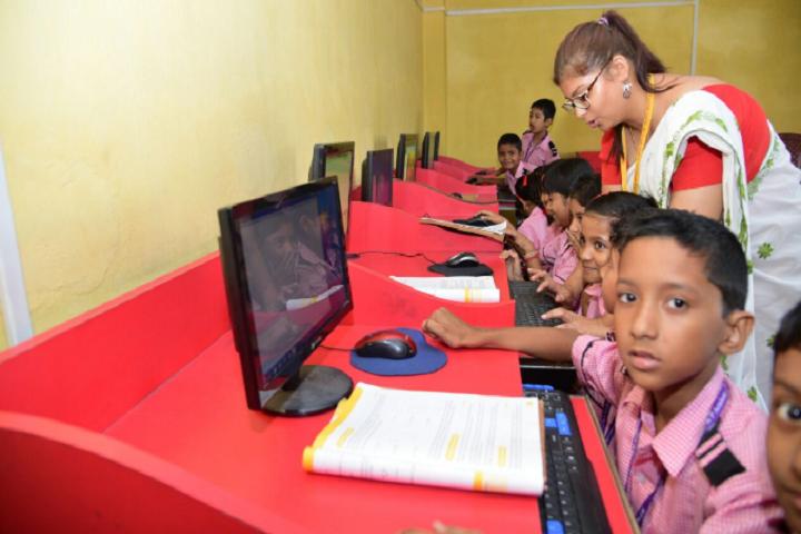 Modern Public Academy- Computer Lab