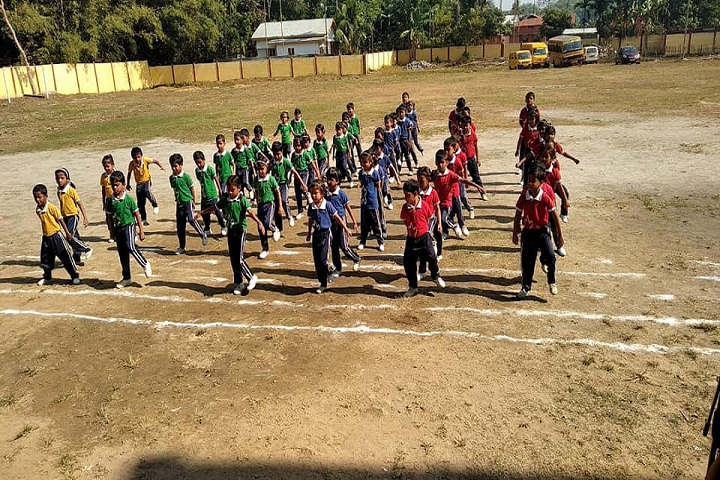 Modern Public Academy- Sports Day