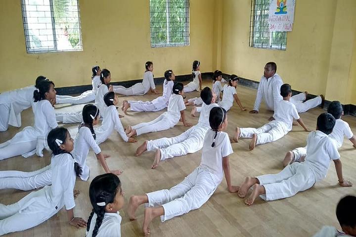 Modern Public Academy- Yoga