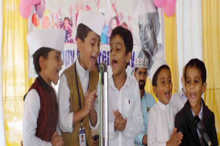 Mujamma English Medium School-Music