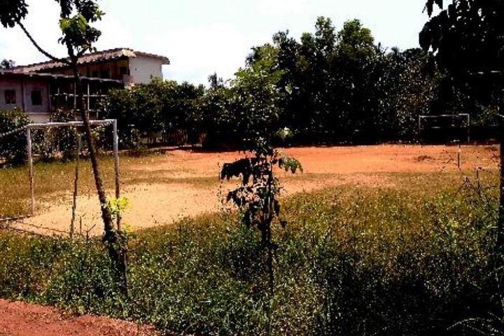 Mujamma English Medium School-Playground