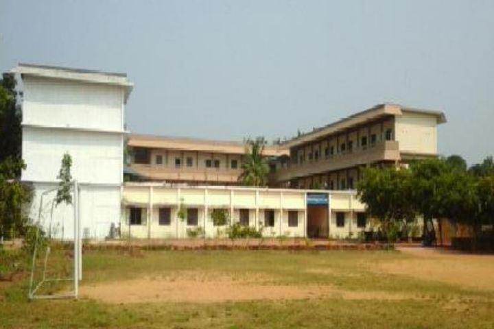 Mujamma English Medium School-School Building