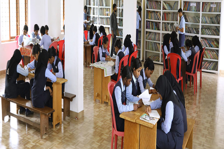 Nadvathul Islam English School-Library
