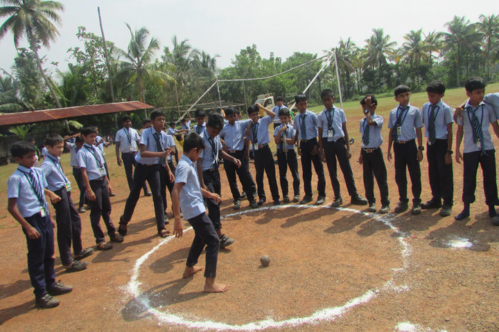 Nadvathul Islam English School-Sports