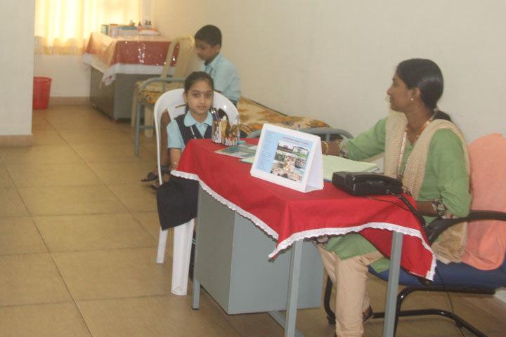 Naipunya Public School-Infirmary Facility