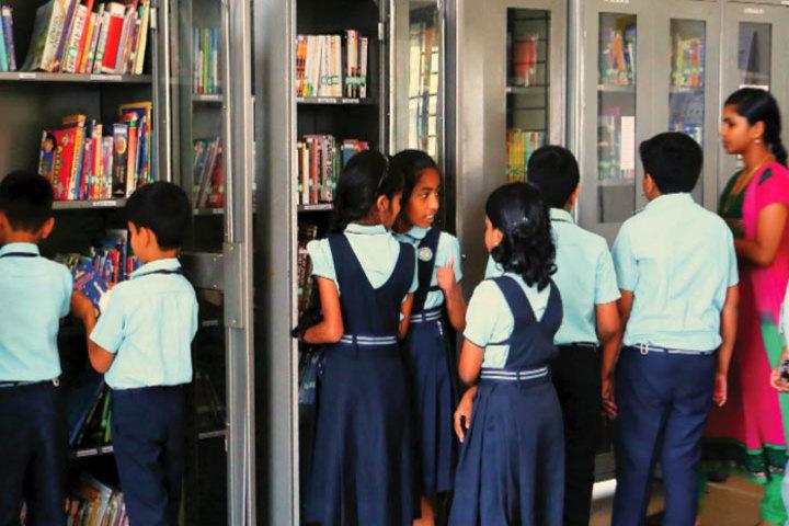 Naipunya Public School-Library