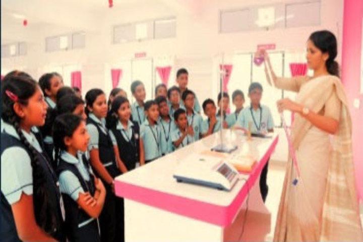 Naipunya Public School-Maths Lab