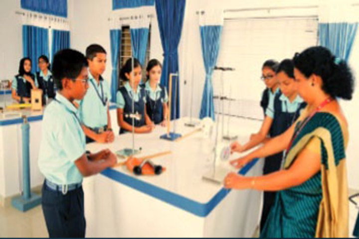 Naipunya Public School-Physics Lab