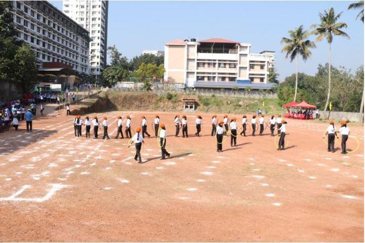 Naipunya Public School-Playground