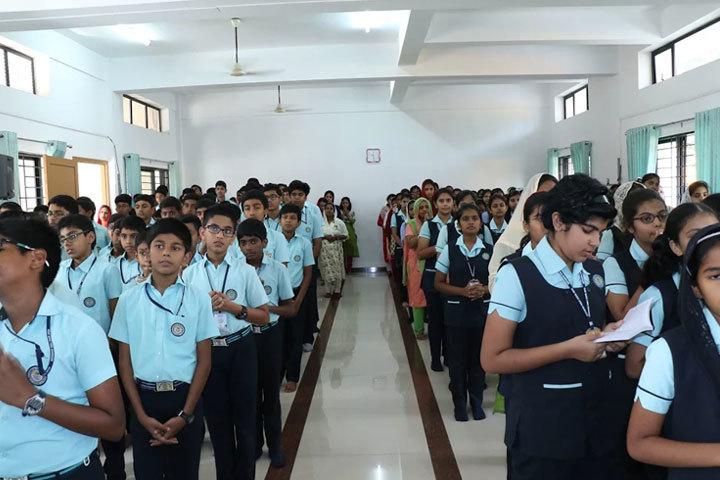 Naipunya Public School-Prayer Room