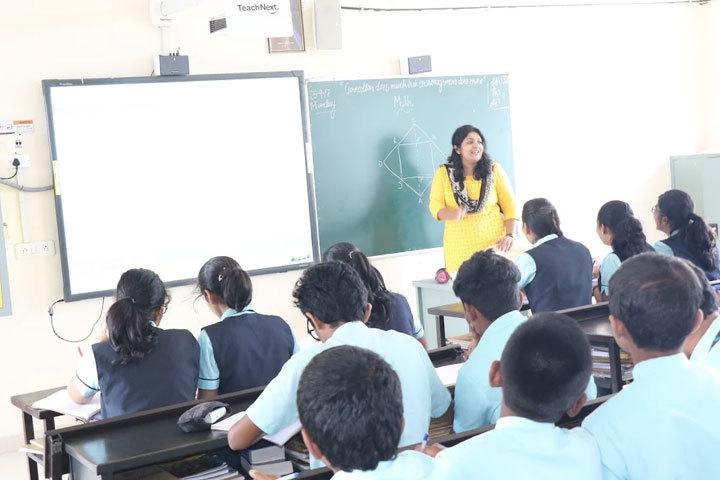 Naipunya Public School-Smart Clasrrom